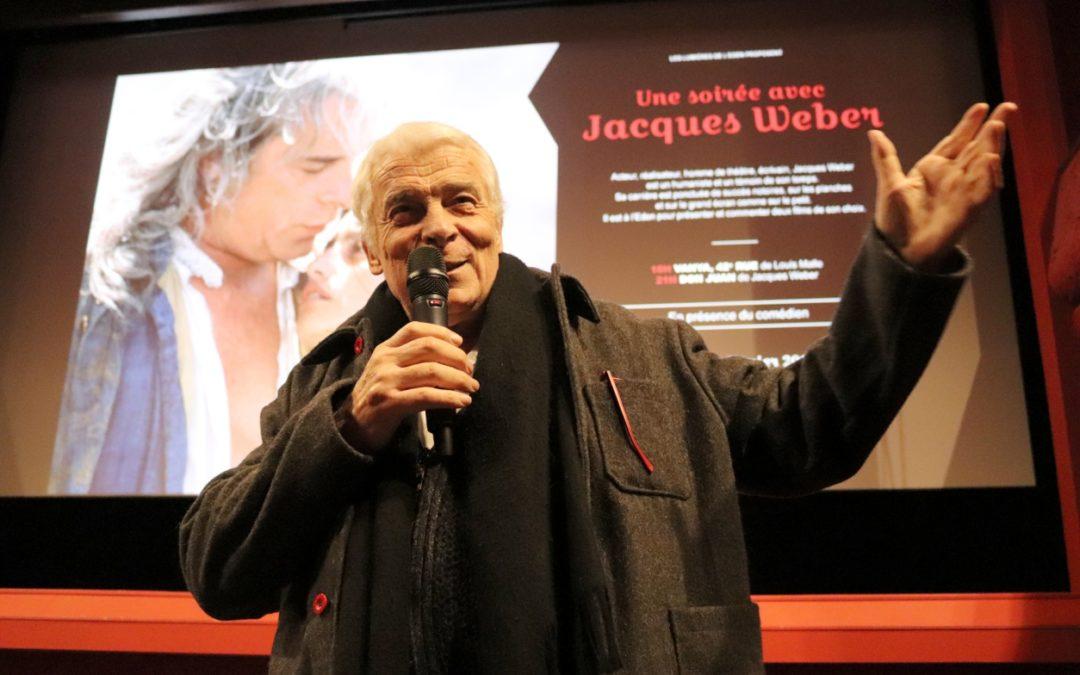 JACQUES WEBER, CYRANO DE L'EDEN