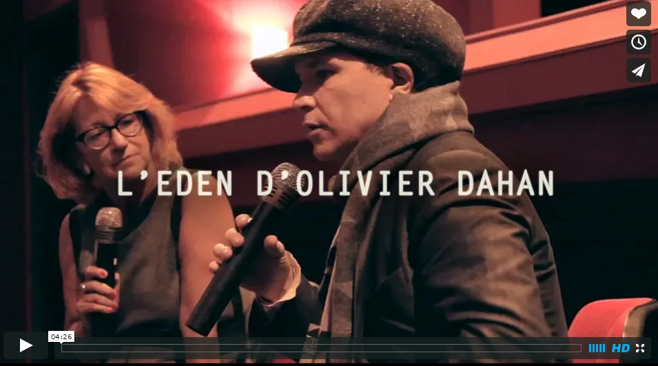 L'EDEN D'OLIVIER DAHAN
