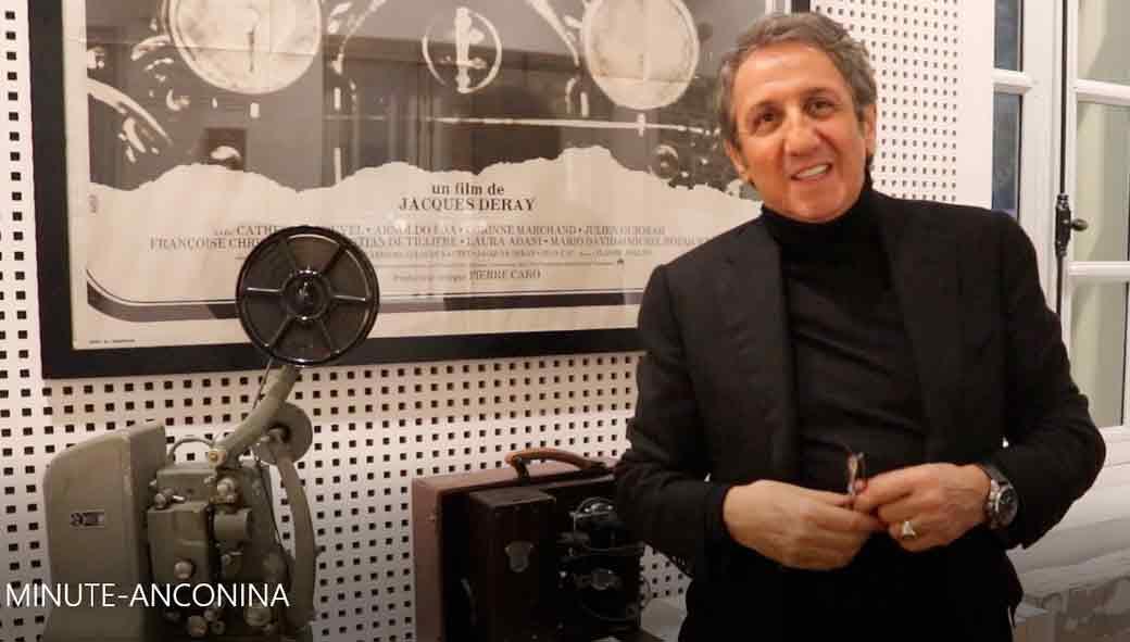 LA MINUTE DE L'EDEN  – Richard Anconina
