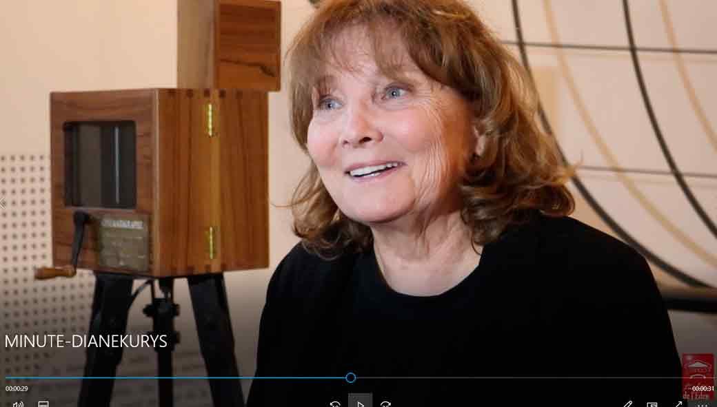 LA MINUTE DE L'EDEN – Diane Kurys