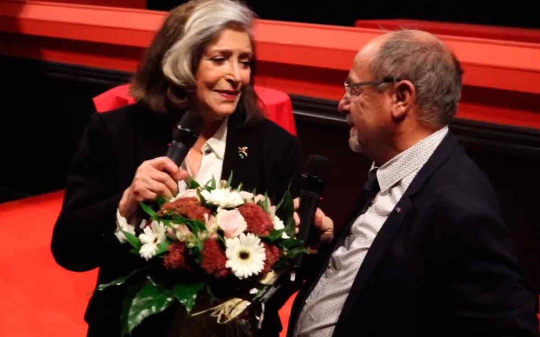 LA MINUTE DE L'EDEN – Françoise Fabian